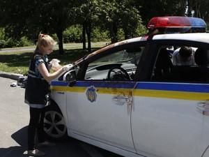 В Донецке расстреляли сотрудников ГАИ