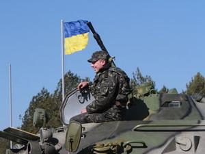 В Червонопартизанске надеются на скорое появление украинской армии