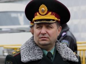 """По словам Полторака, """"нацгвардия не станет беспорядочно стрелять""""."""
