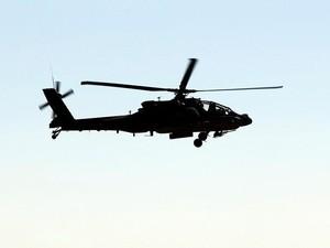 Российские вертолеты нарушают границу. Силы АТО не стреляют