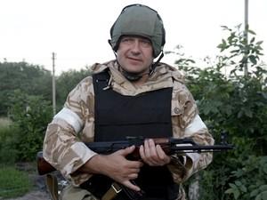 Райгосадминистрацию Артемовска возглавил командир одноименного батальона