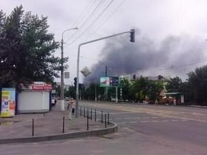 Обстрел Луганска продолжается. Под прицелом – Камброд и автовокзал