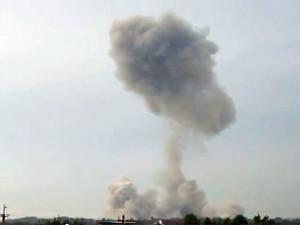 В Луганске огневая точка террористов расположилась у детского садика