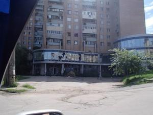 В Луганске продолжается обстрел центра города: есть пострадавшие (ФОТО)