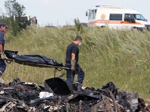 Найдено 272 тела погибших пассажиров «Боинга-777»