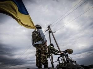 Рубежное заблокировано силами АТО