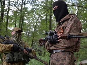 Стаханов под контролем боевиков