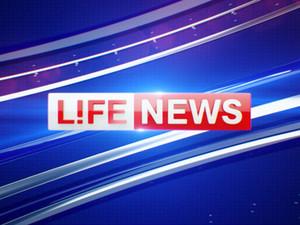 Обстрел домов для ТВ: в Луганске «LifeNews» снова работает с боевиками сообща