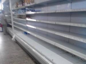 В Луганске начался дефицит, действуют спекулянты