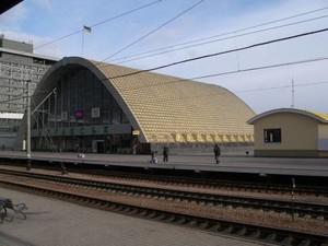С Луганского ЖД вокзала не отправляются поезда