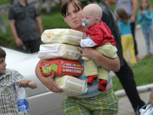 В Хабаровске пообещали обеспечить беженцев не только жильем, но и работой.