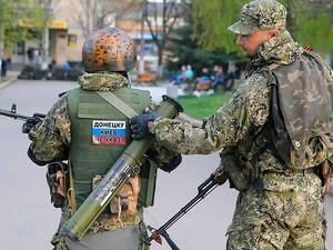 Похоже, террористам мало досталось на территории Донбасса и они хотят получить еще.