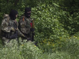 Боевики борются за контроль над окрестностями Луганска, - штаб АТО