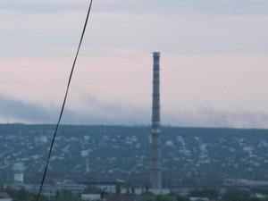 Обстановка в Луганске 29 июля