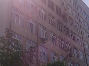 Центр Донецка обстреляли из артиллерии