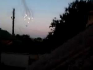 По макеевским террористам нанесли авиаудар