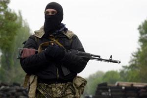 Силы АТО вошли в Луганск
