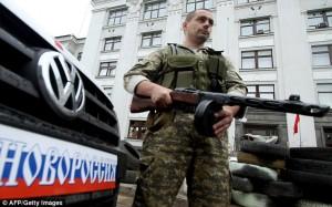Боевики  не дают вывозить мирных жителей из Стаханова
