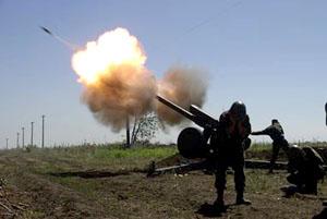 Силы АТО сужают кольцо вокруг Стаханова, Алчевска и Луганска