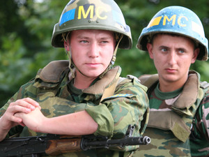 Ночью миротворцы РФ должны были войти на территорию Украины, - Чалый