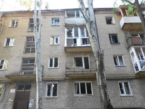 Утром Донецк обстреляли из тяжелых орудий
