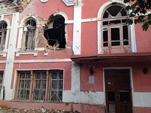 Ситуация в Луганске на утро 11 августа
