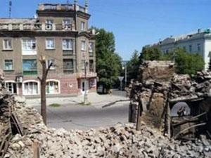 Луганчане в соцсетях: «Кто слышал Град, родил бы от страха»