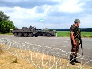 Украинские десантники атаковали тылы террористов
