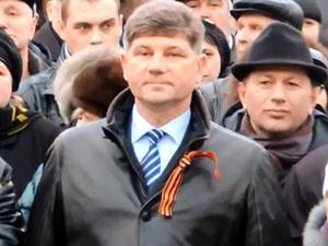 Супруга задержанного мэра Луганска: «Я не знаю, жив ли мой муж и где он»