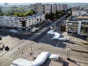 Обстановка в Луганске на утро 12 августа