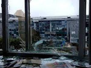 Ситуация в Донецке на утро 12 августа