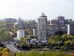 Обстановка в Донецке 12.08.14
