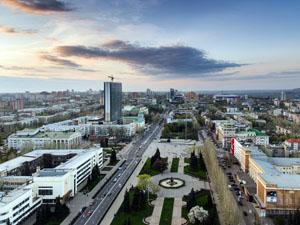 Обстановка в Донецке 13 августа