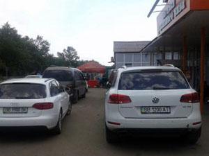 Вчера Луганск покинули 505 человек