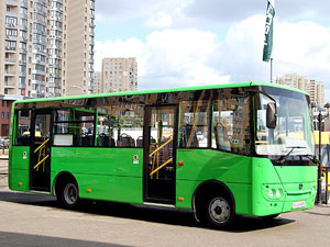 На каждом из маршрутов будет работать всего один автобус.
