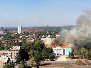 За минувшие сутки в результате артобстрелов районов Донецка погибло 16 мирных жителей