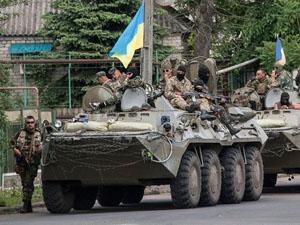 Трасса Мариуполь - Новоазовск контролируется украинскими военными