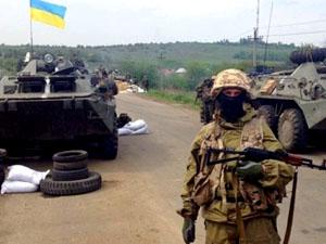 Силы АТО продолжают контролировать международный аэропорт «Луганск»