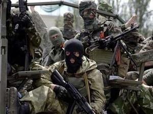 Террористы продолжают попытки контратаковать силы АТО