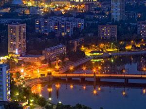 По состоянию на 9.30 обстановка в Донецке стабильно напряженная