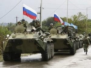 В каких городах Донбасса расположились гарнизоны армии РФ: информация СНБО