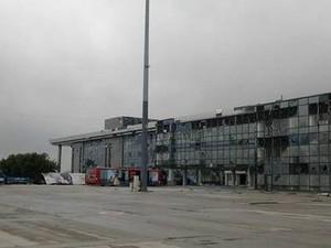 Донецкий аэропорт под контролем украинских военных