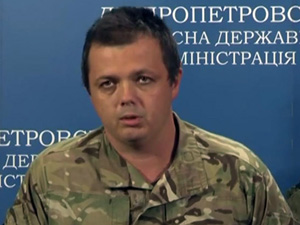 По сведениям Семенченко, на протяжении ночи вышло из «иловайского котла» еще 11 человек.