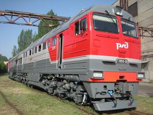 «Лугансктепловоз» больше не будет делать локомотивы для России