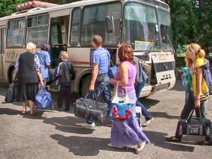 Беженцы из Донбасса: куда обращаться