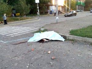 Во время обстрела Донецка погибла женщина