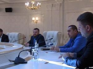 Договор о прекращении огня на Донбассе подписан
