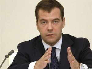 Украина должна восстанавливать Донбасс, - Медведев