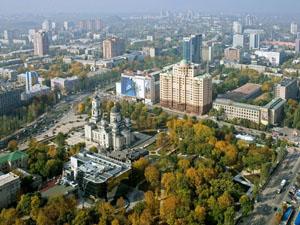 Донецк – один из немногих городов, на который подается вода