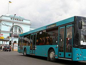 Сегодня на городских маршрутах 126 единиц коммунального транспорта